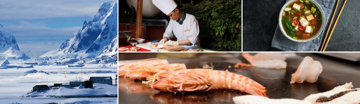 nankyoku ryorinin film, cooking film, movie about cooking