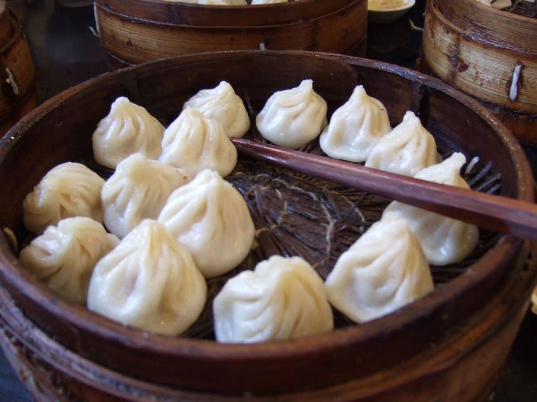 chinese buns, chinese dumplings