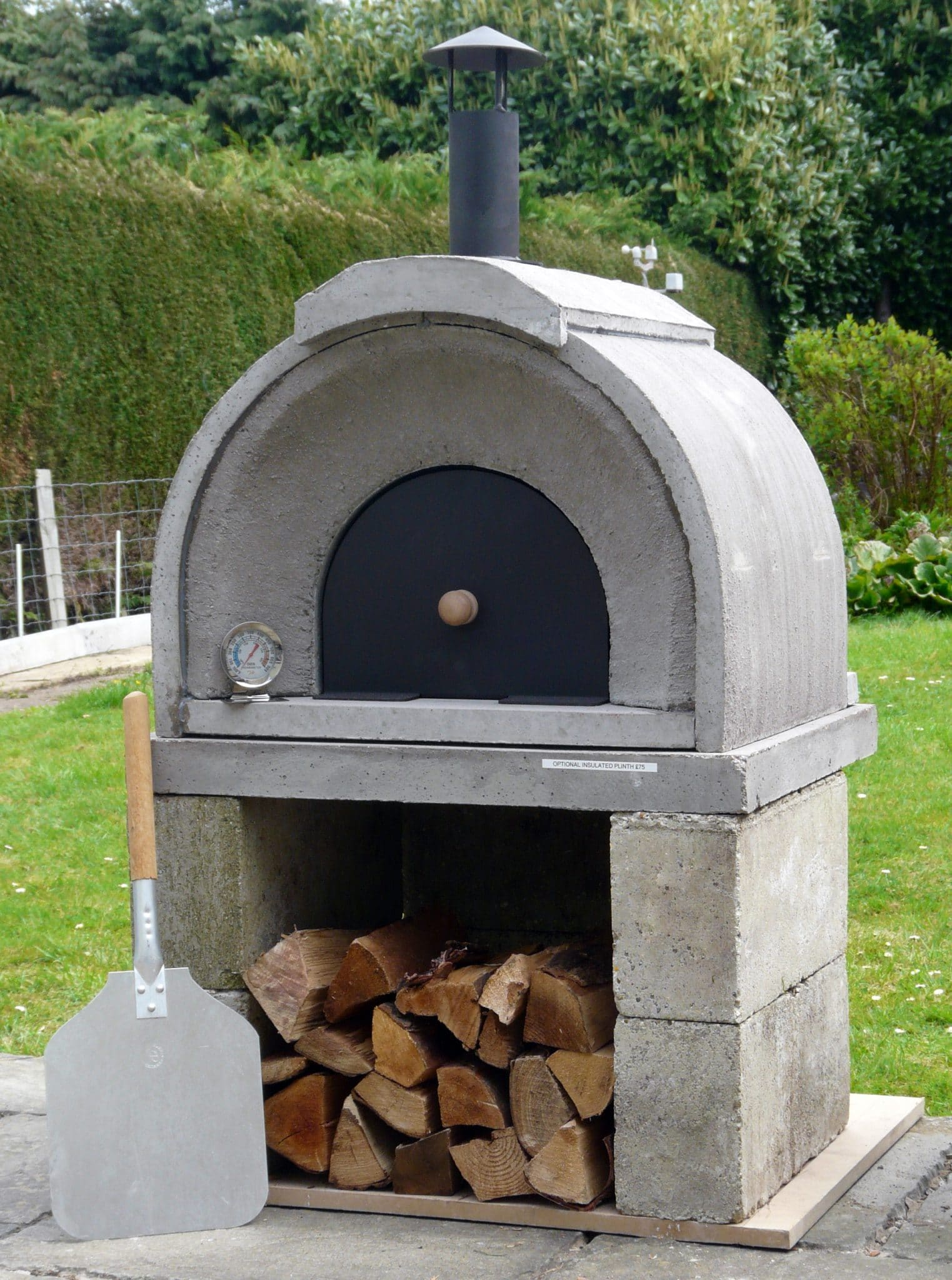 outdoor barbecue, outdoor furnace