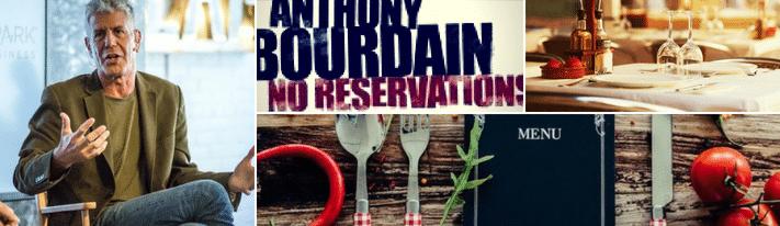anthony bourdain no reservations, anthony bourdain quotes, who is anthony bourdain