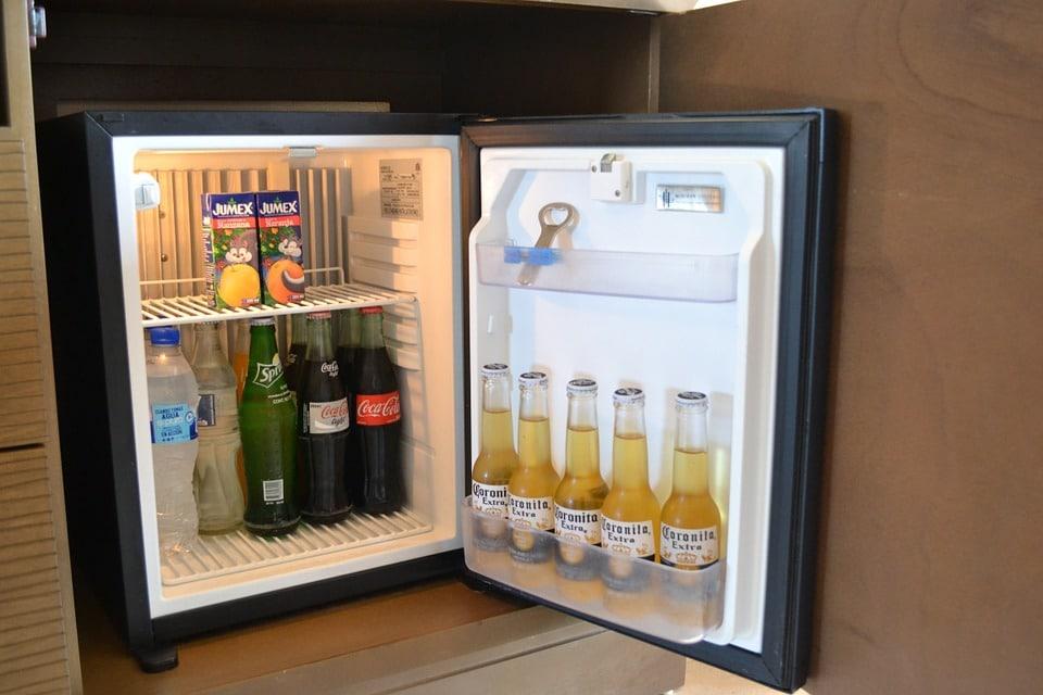 bar refrigerator, mini bar refrigerator