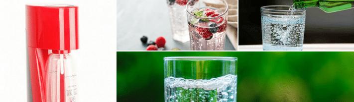 sodastream jet sparkling water maker, sodastream jet soda maker, how to make soda water