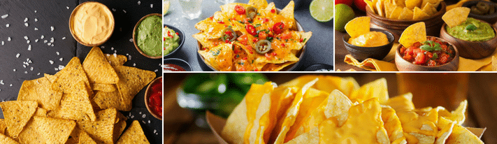 how to make nachos, nacho chips, nacho topping