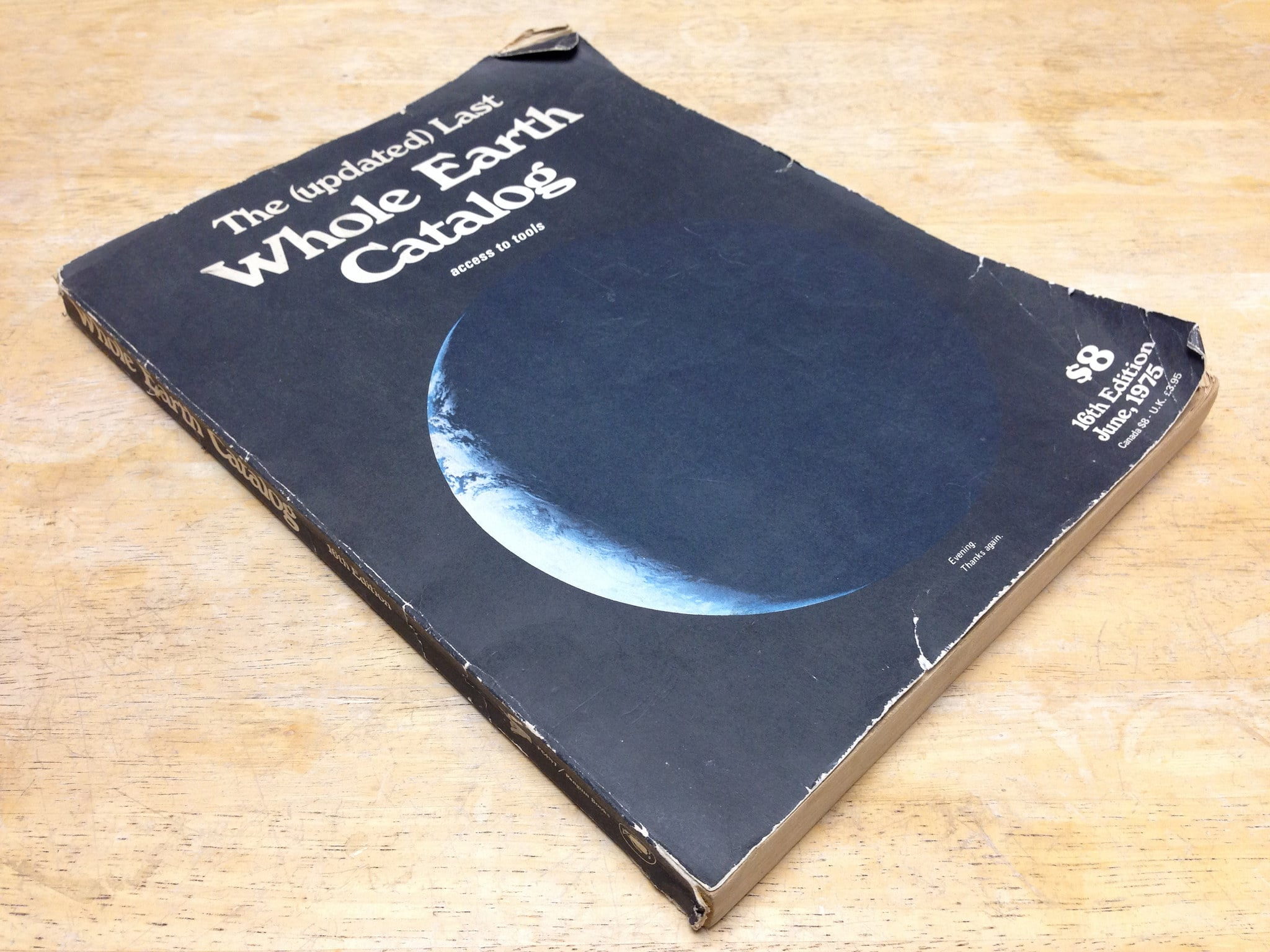 whole earth catalog, what is the whole earth catalog