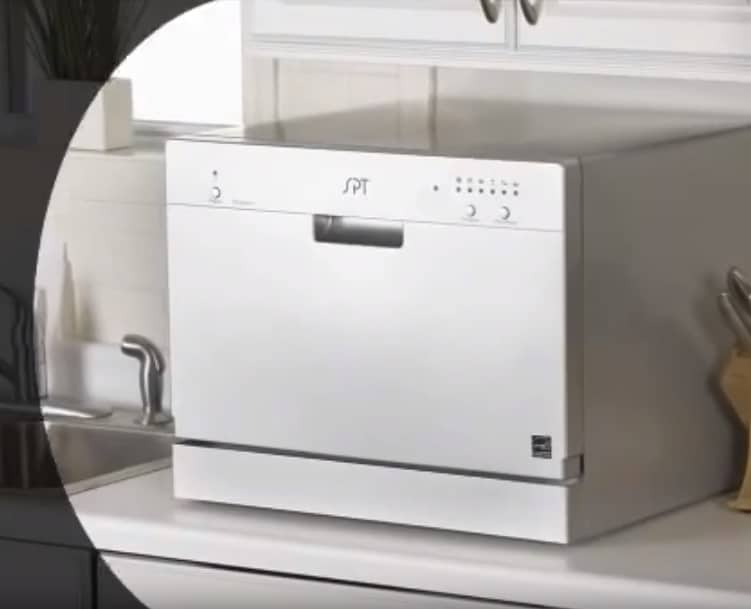 Spt Countertop Dishwasher A Detailed Review