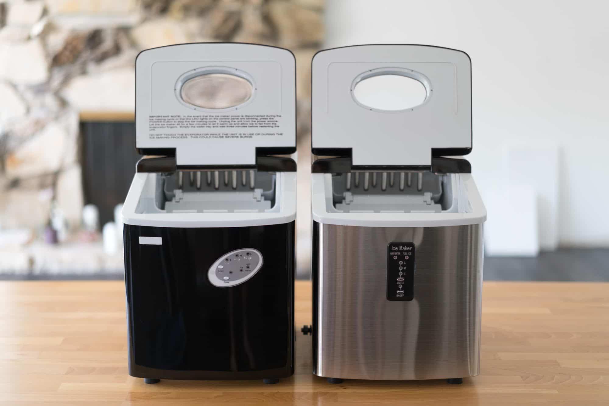 ice maker countertop, countertop freezer