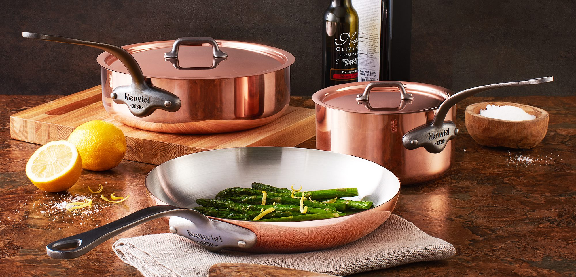 Mauviel Cookware Reviews Quality Reviews At On The Gas