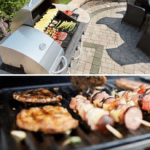 Char Broil Tru Infrared Urban Gas Grill Folding Side Shelves: The next generation of gas grills