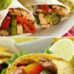 Chicken Fajitas Recipes - Authentic mexican flavours