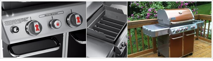 Weber E 330 Natural Gas Grill Genesis A Detailed Review