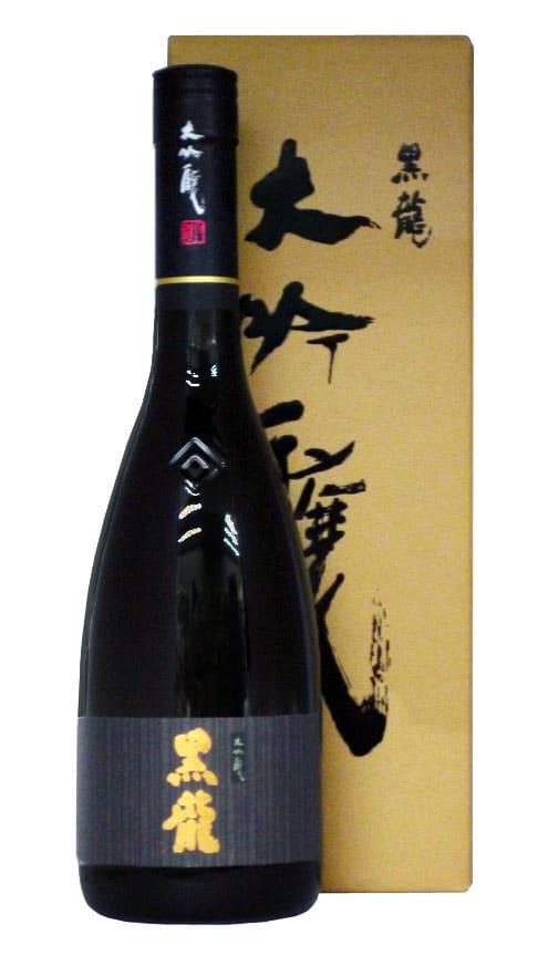 kokuryu, kokuryu wine, kokuryu sake
