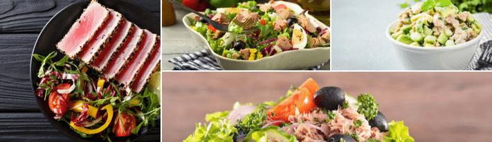 tuna salad, recipe tuna salad, how to make tuna salad