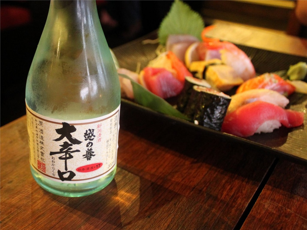 Best Sake Our Top Ten Brands On The Gas The Art