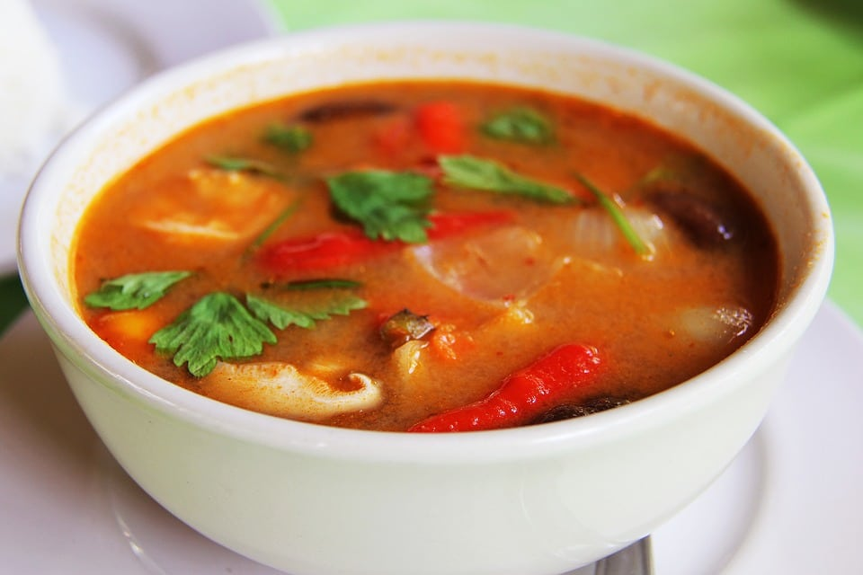 spicy soup, spicy soup recipe
