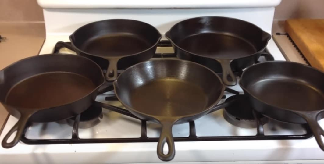 cast iron pans, cast iron pans for cooking