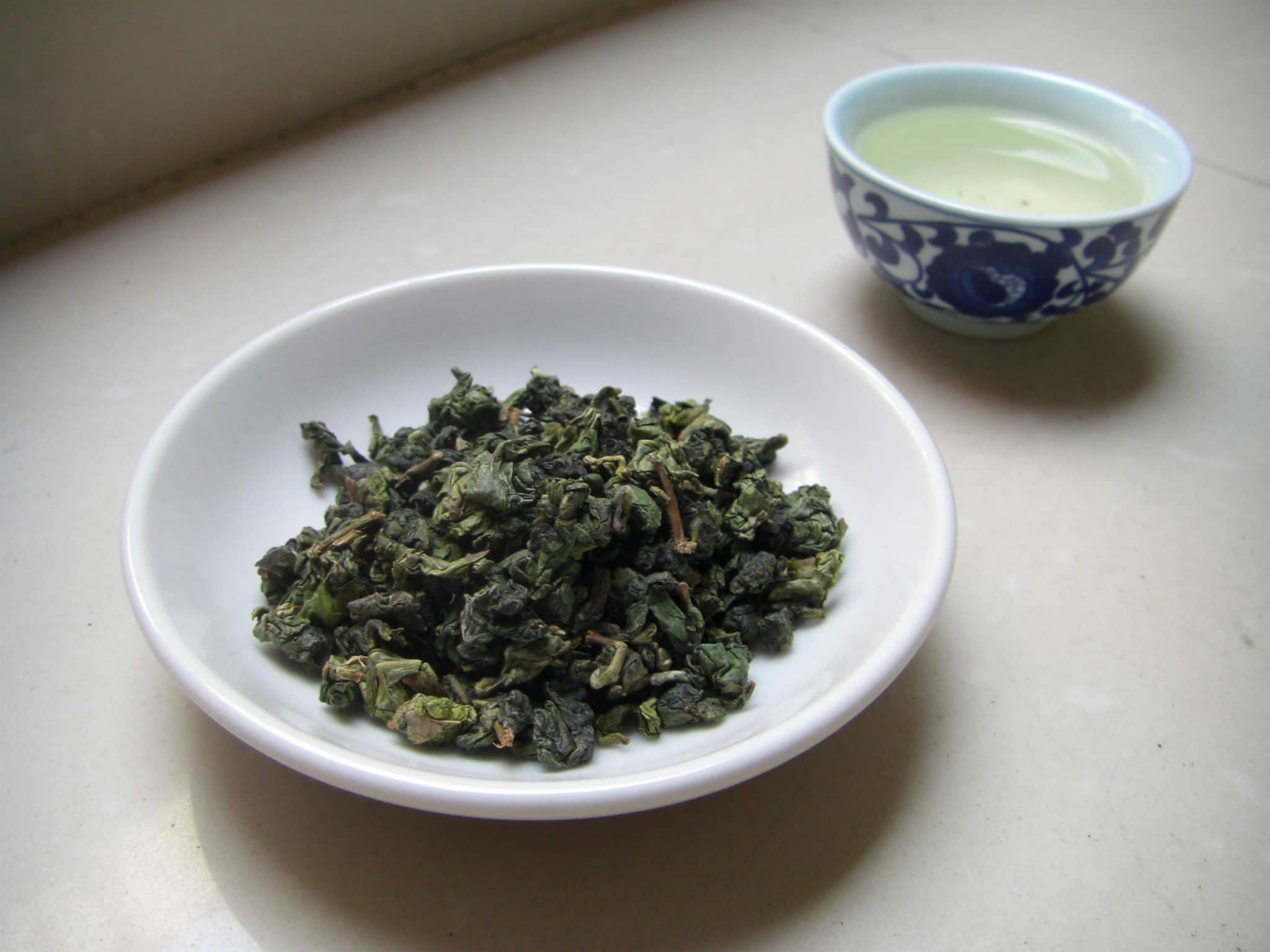 oolong brewing, tieguanyin