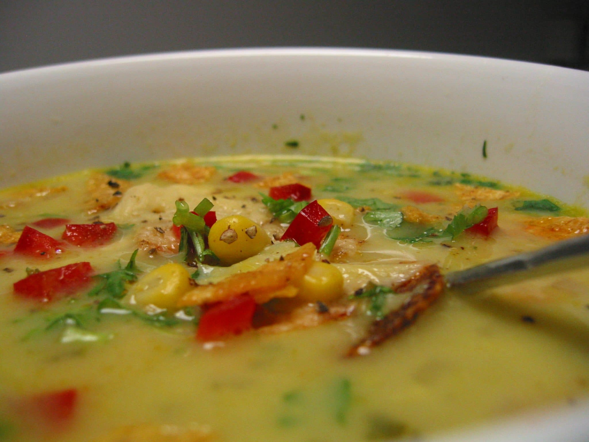 mexican corn soup, authentic mexican corn soup