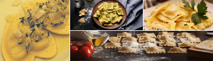 how to cook fresh ravioli, cooking ravioli, italian ravioli