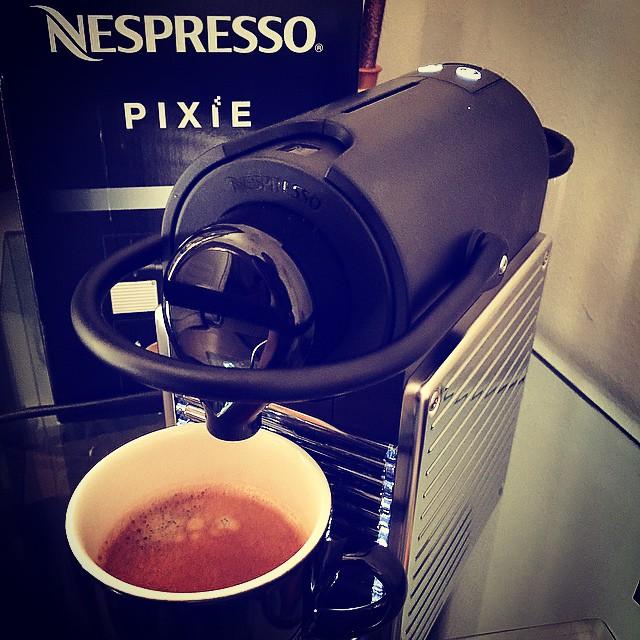 nespresso pixie coffee pods, nespresso pixie aluminum