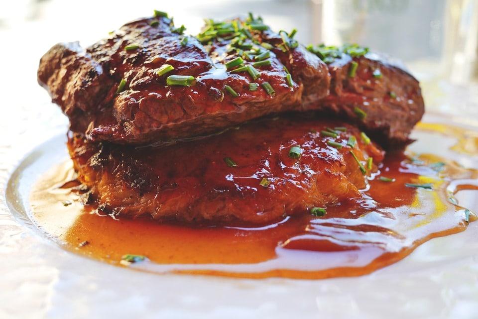 steak sauce, meat sauce