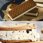 The joy and Fun of making your own Ice-Cream Sandwich Wafers