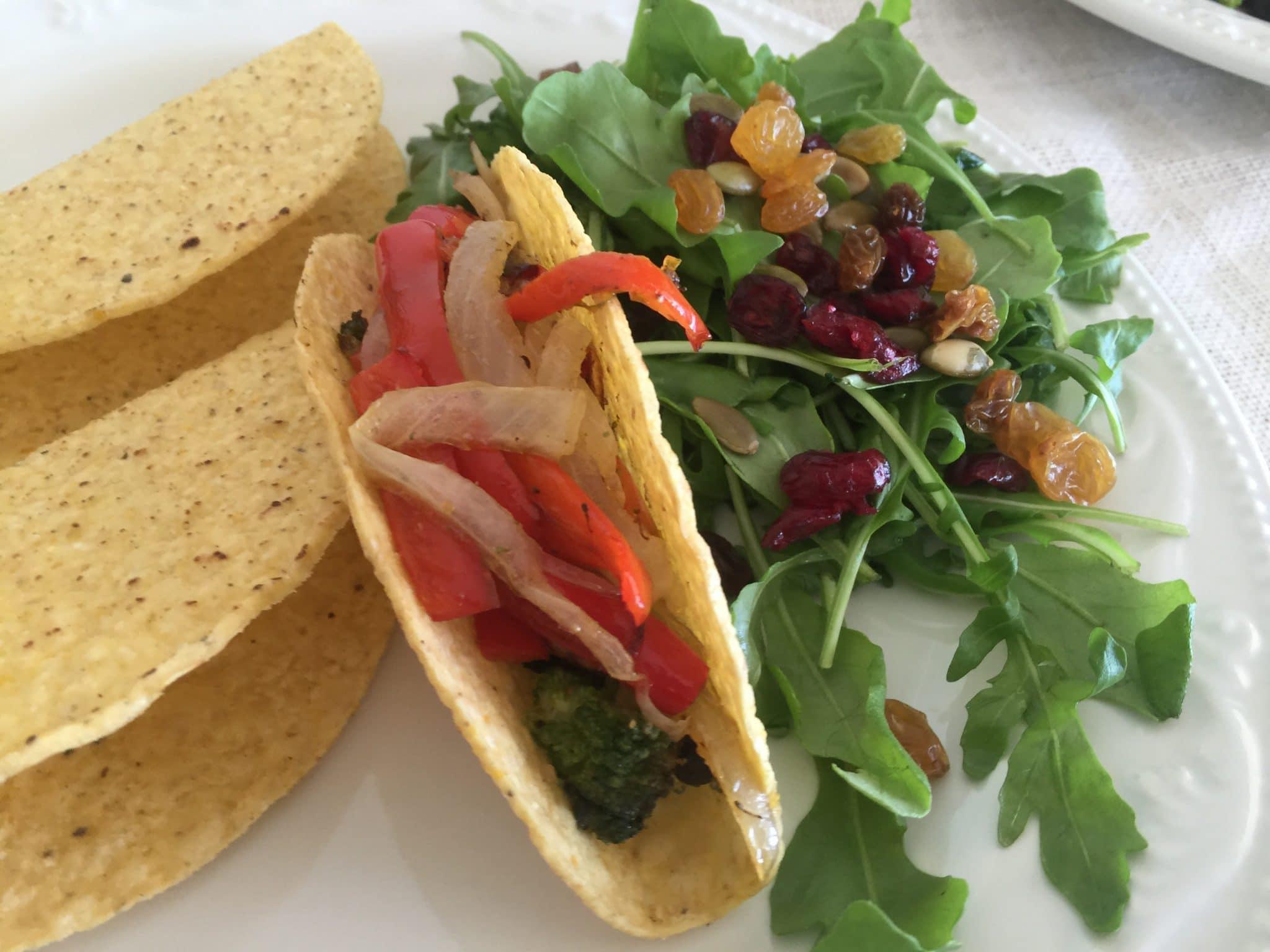 mexican taco, healthy taco