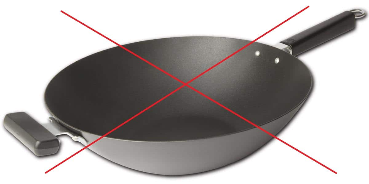 as you use your wok youu0027ll naturally work oil molecules into gaps in the steel