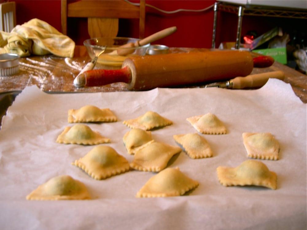 pastry roller, dough crimper