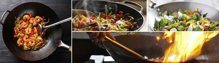 best carbon steel wok, how to season carbon steel wok, cast iron vs carbon steel wok
