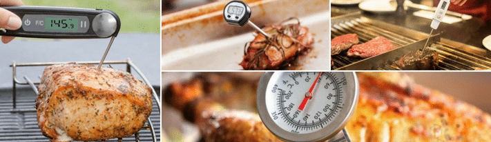 best wireless meat thermometers, digital meat thermometer, food thermometer instant read