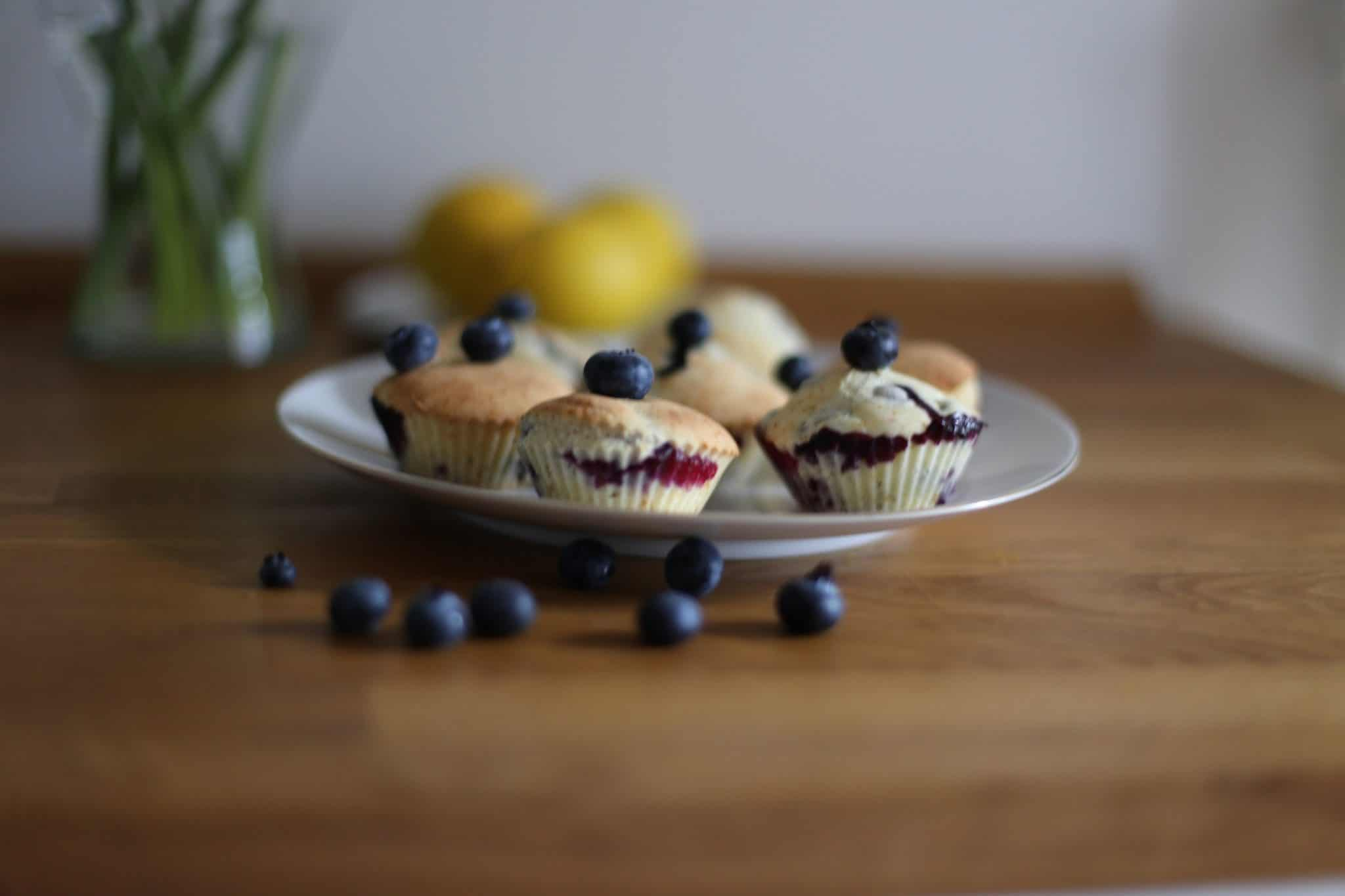 blueberry cupcakes, blueberry cupcakes recipe