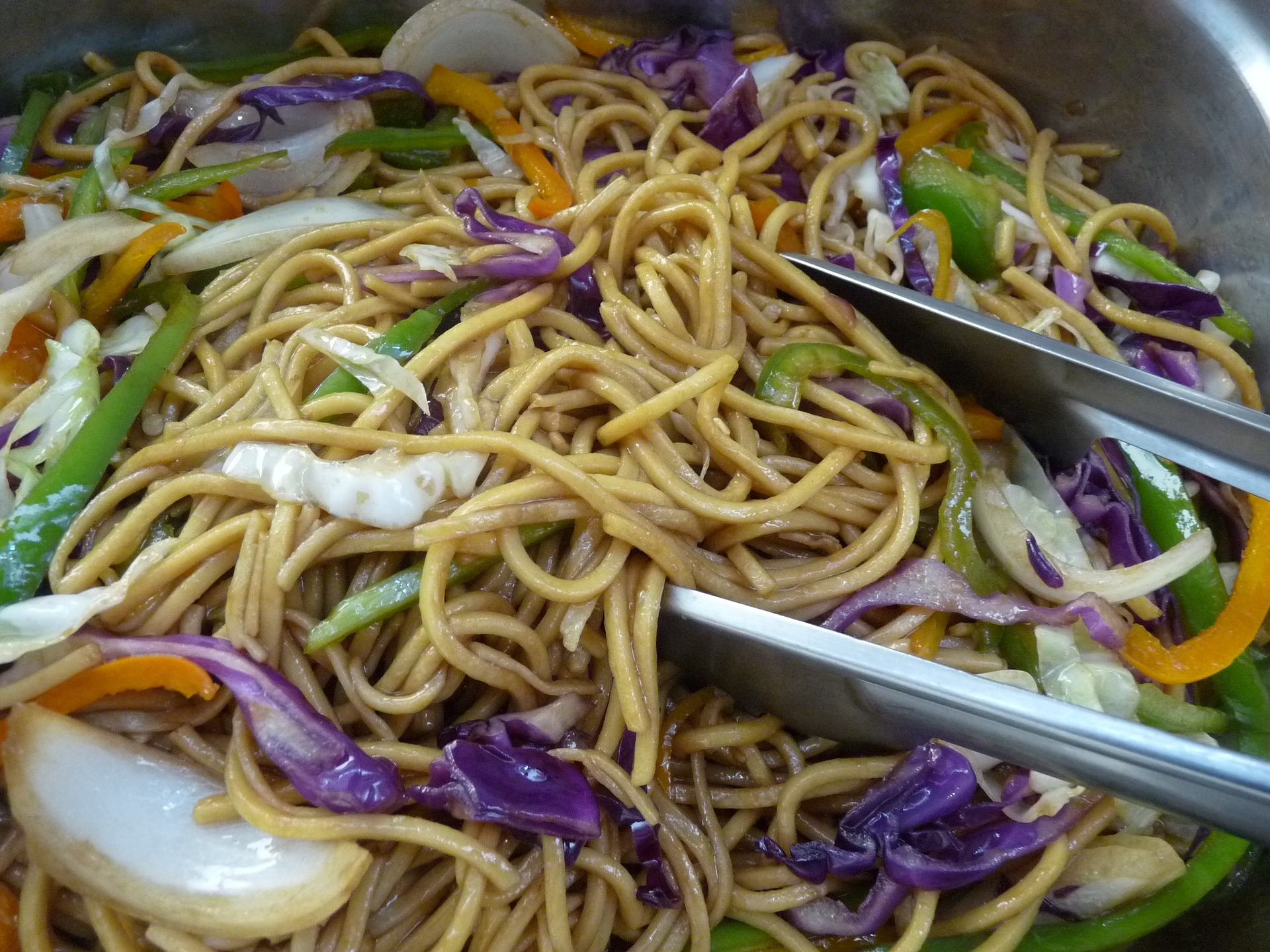 chinese stir fry noodles, chinese fried noodles