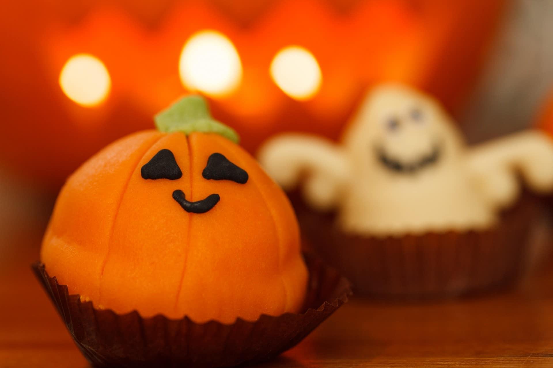squash dessert, halloween dessert