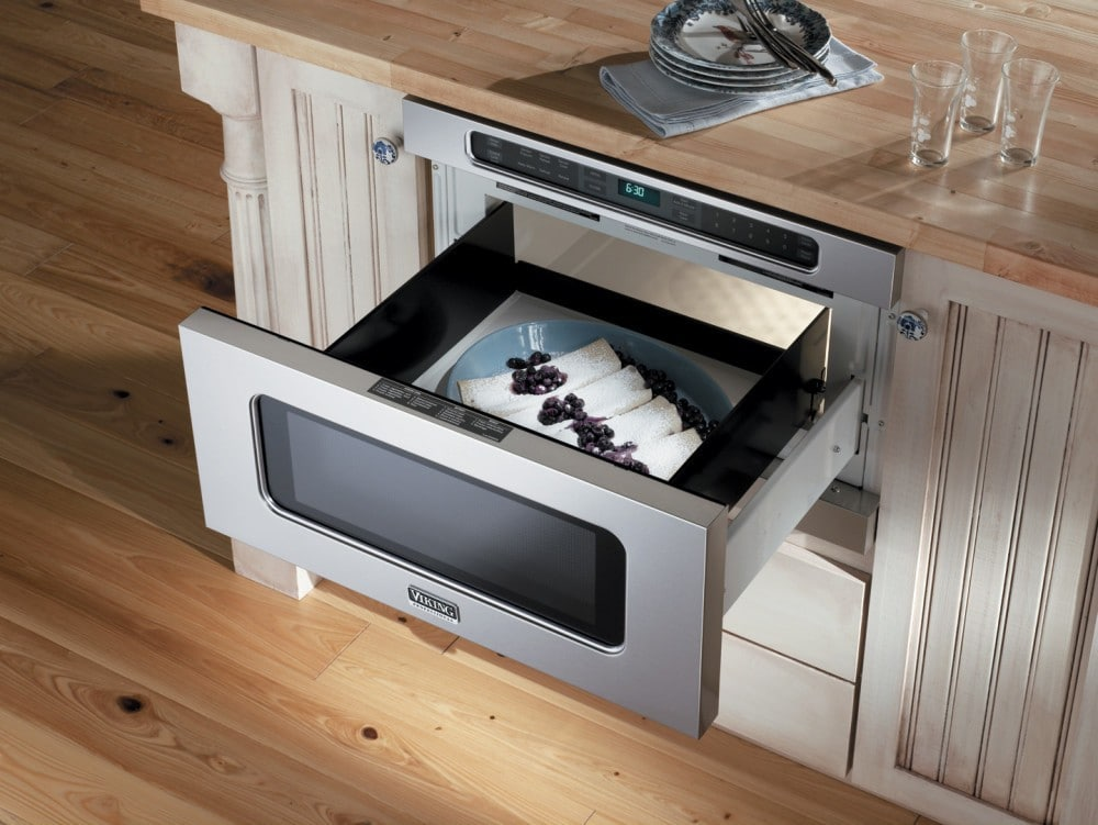 First Microwave Drawers Don T Have Range Hoods So You Ll Definitely Want To Get A Hood If Choose Drawer