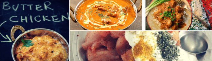 Butter chicken recipe as made famous by sanjeev kapoor on the gas butter chicken recipe as made famous by sanjeev kapoor forumfinder Gallery