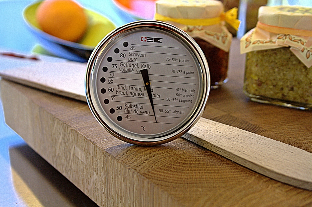 best meat thermometer, ovenproof meat thermometer