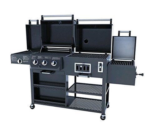 top 5 bbq grill smokers reviewed 2017 2018. Black Bedroom Furniture Sets. Home Design Ideas