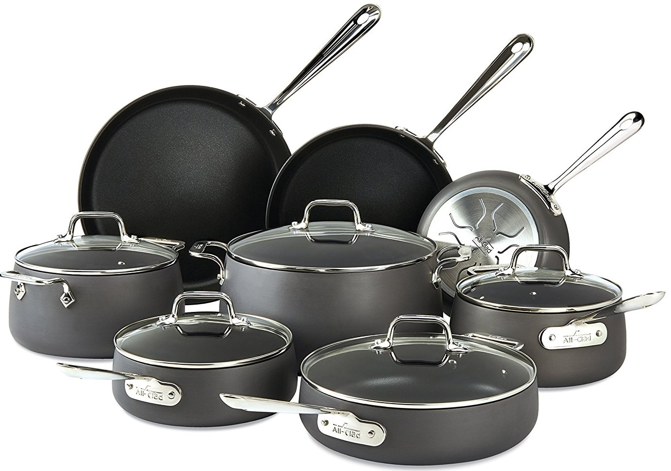 the best non stick induction cookware modern options for modern cooktops on the gas the art. Black Bedroom Furniture Sets. Home Design Ideas