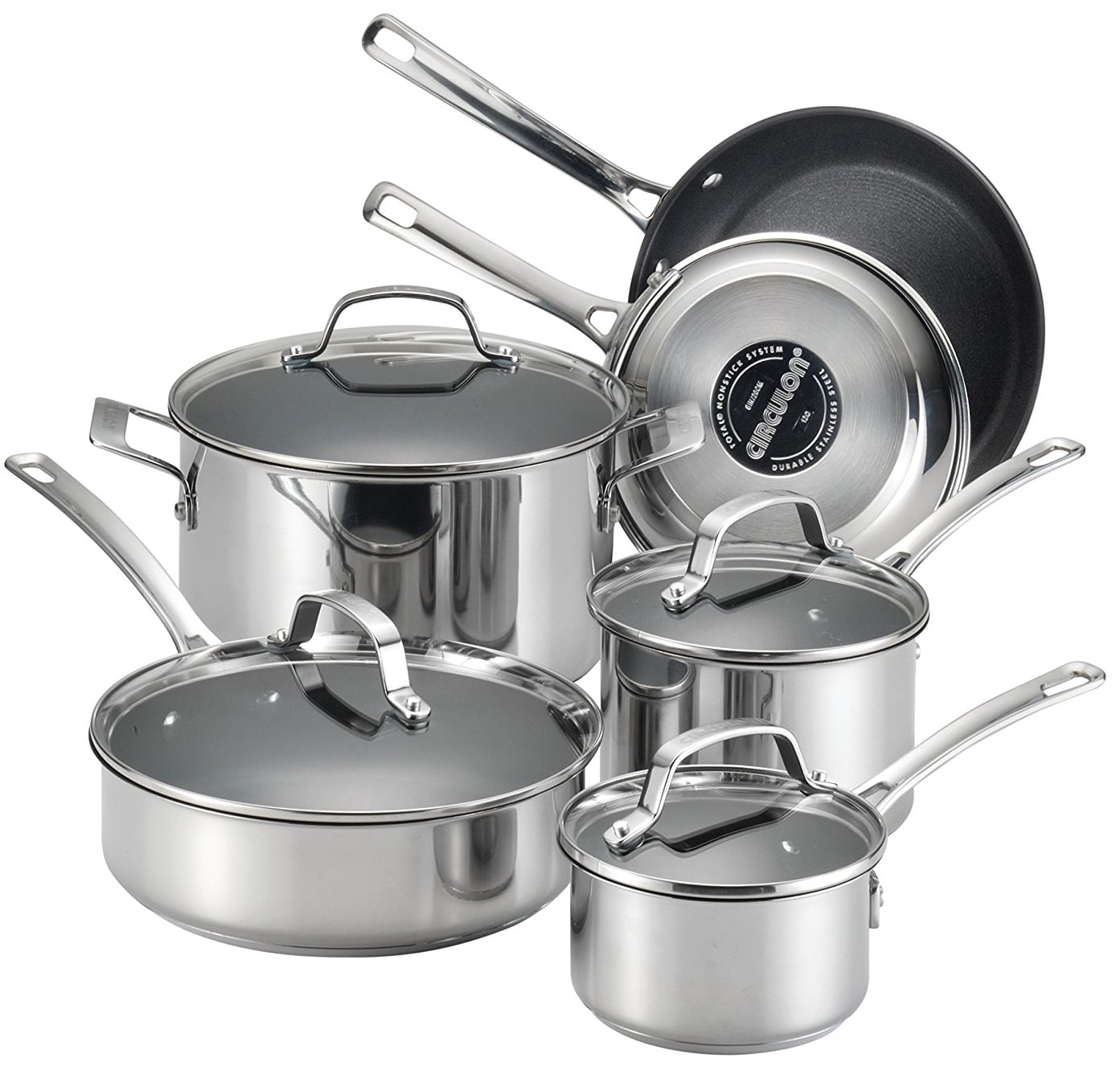 The Best Non Stick Induction Cookware Modern Options For