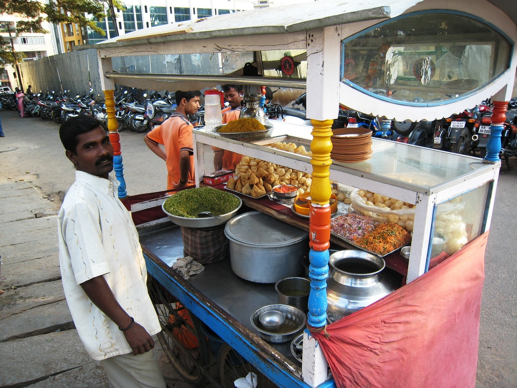 karnataka street food, indian street food