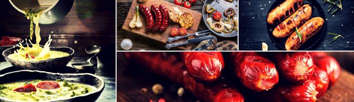 how to cook linguica, silva linguica, how to cook portuguese sausage