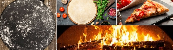 how to season a pizza stone, using pizza stone, how clean pizza stone