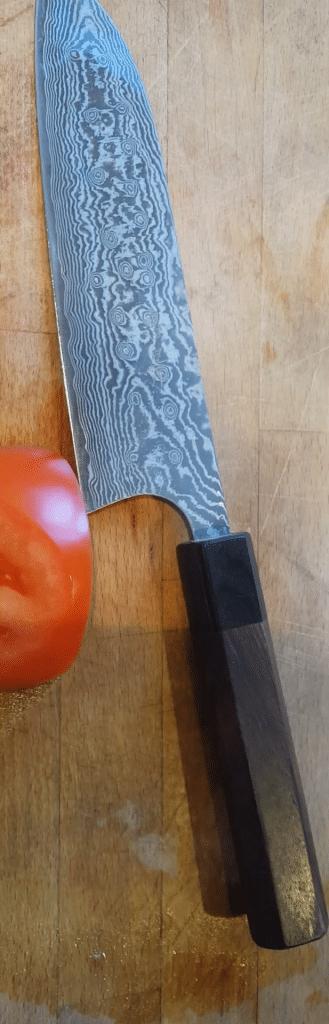 damascus cutlery, damascus patterns