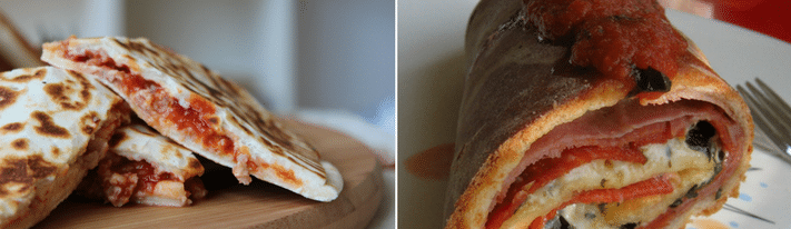 what's the difference between a calzone and stromboli, what is a calzone, what is a stromboli
