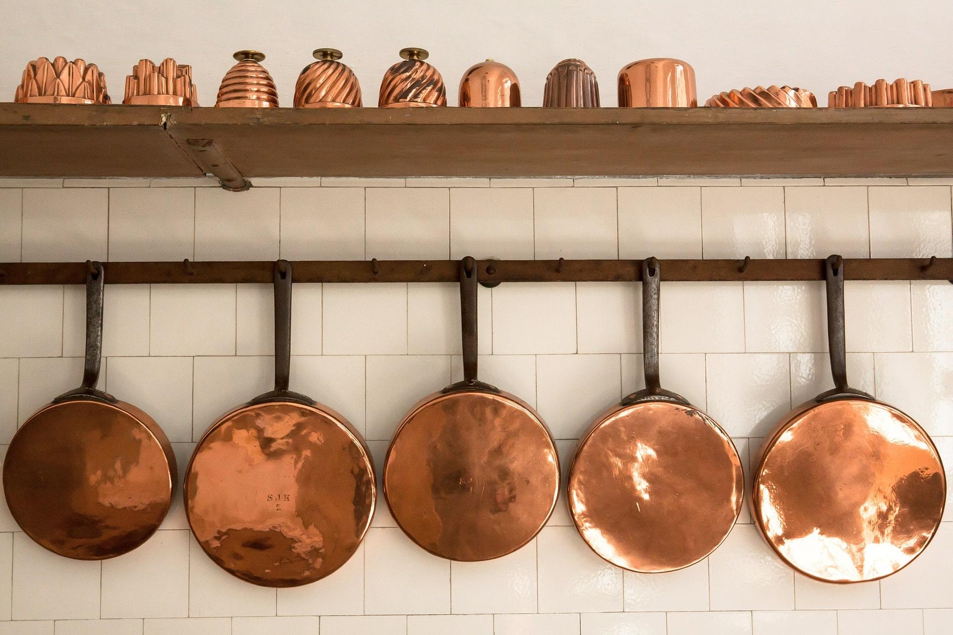 bronze cookware, bronze cookware set