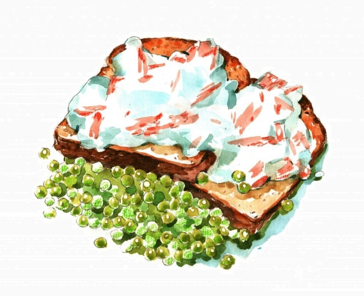 creamed beef on toast recipes, recipe for creamed beef on toast
