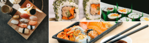 what does sushi taste like, sushi guide, how to properly eat sushi