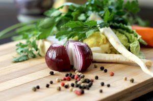 preparing meal, preparing ingredients