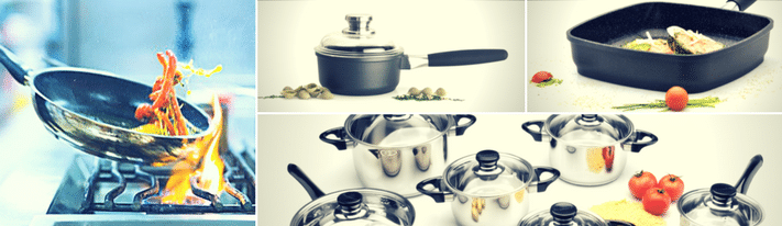berghoff eurocast cookware reviews, eurocast professional series, eurocast pots and pans