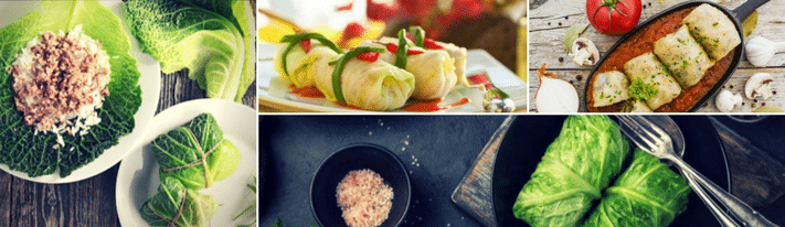 what to serve with cabbage rolls, side dish for cabbage rolls, cabbage rolls recipe